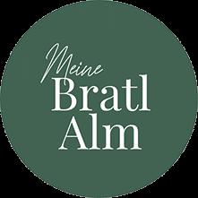 Bratl Alm_Logo im Kreis_4C